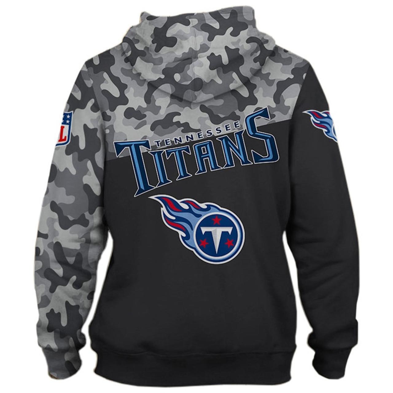 titans camo shirt