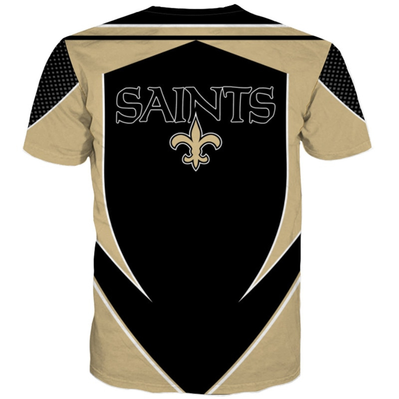 custom saints t shirts