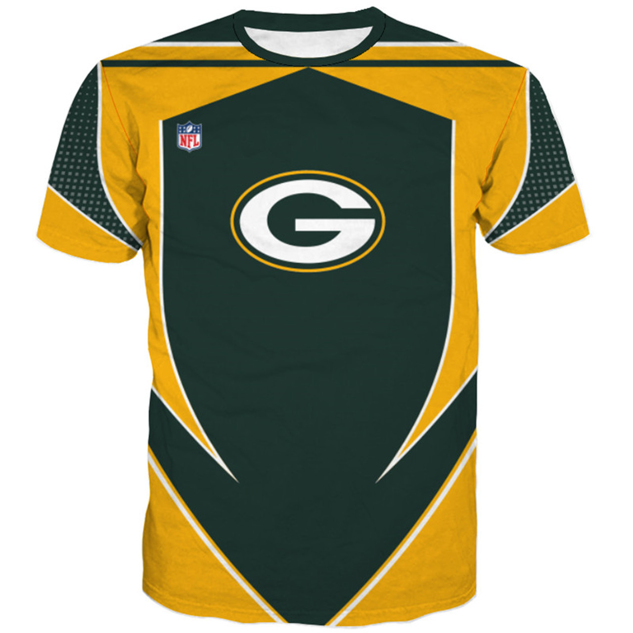 new packer shirts