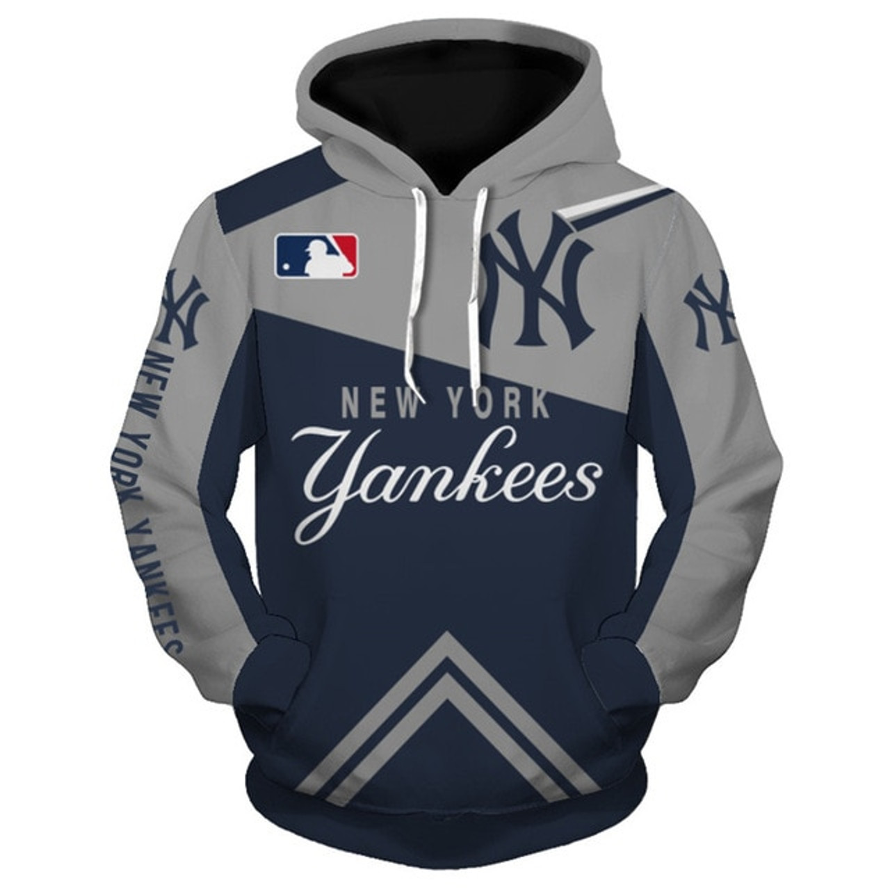 arrives 41e0e afd94 **(OFFICIAL-M.L.B.  NEW-YORK-YANKEES-TEAM-PULLOVER-HOODIES/NICE-CUSTOM-DETAILED-3D-GRAPHIC-PRINTED/PREMIUM-ALL-OVER-DOUBLE-SIDED-PRINTING/OFFICIAL-YANK...