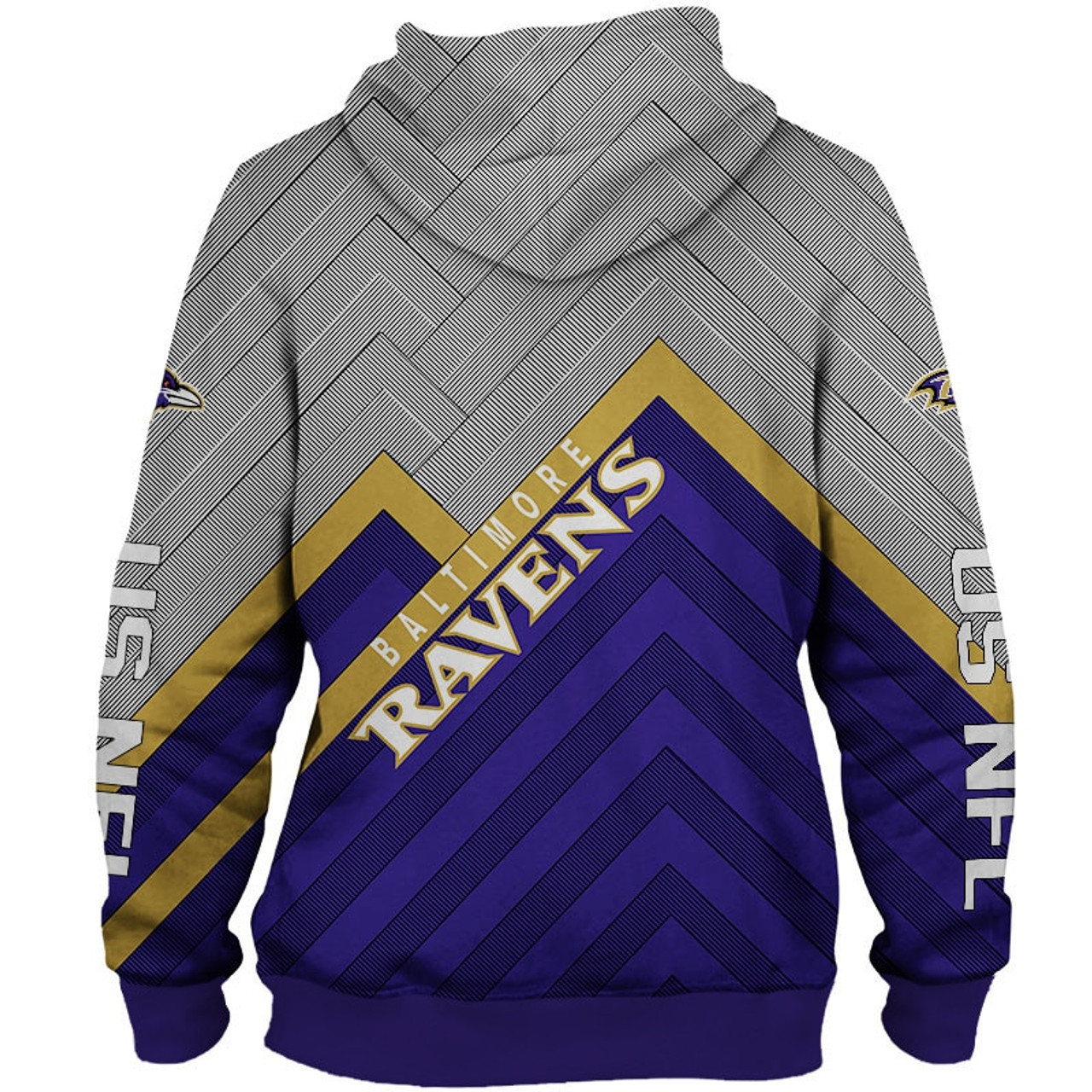 **(NEW-OFFICIAL-N.F.L.BALTIMORE-RAVENS-PULLOVER-HOODIES/3D-CUSTOM-RAVENS-LOGOS & OFFICIAL-RAVENS-TEAM-COLORS/NICE-3D-DETAILED-GRAPHIC-PRINTED-DOUBLE-SIDED/ALL-OVER-ENTIRE-HOODIE-PRINTED-DESIGN/TRENDY-WARM-PREMIUM-RAVENS-PULLOVER-HOODIES)**