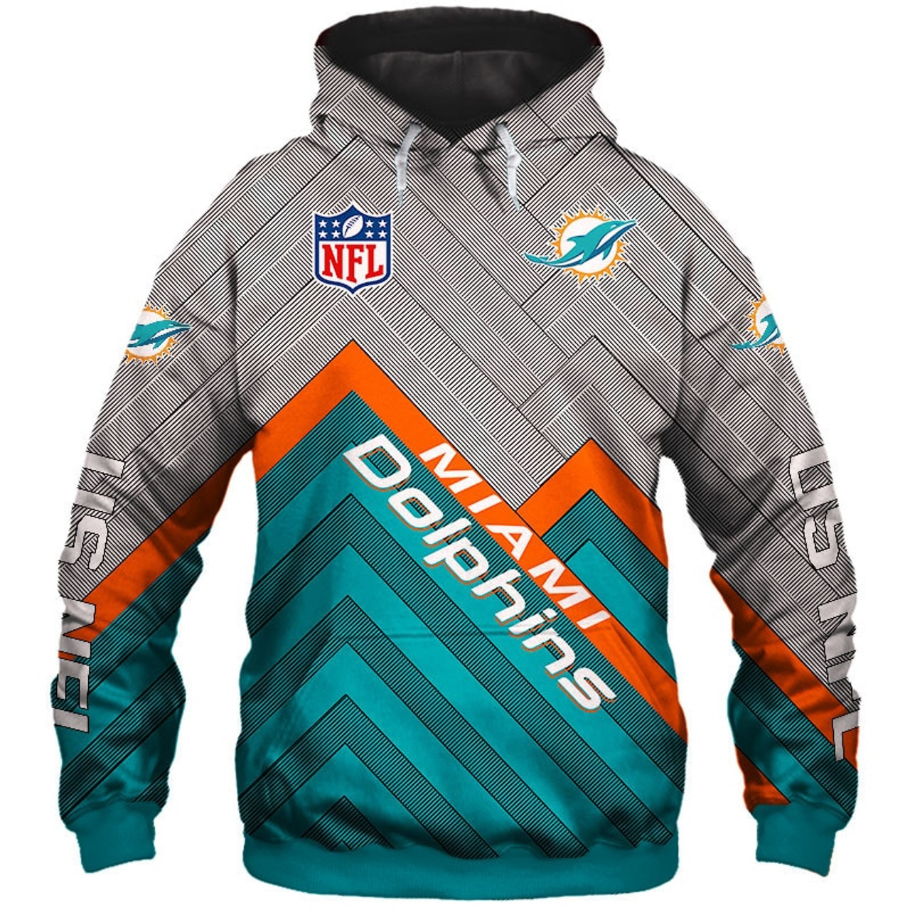 **(NEW-OFFICIAL-N.F.L.MIAMI-DOLPHINS-PULLOVER-HOODIES/3D-CUSTOM-DOLPHINS-LOGOS & OFFICIAL-DOLPHINS-TEAM-COLORS/NICE-3D-DETAILED-GRAPHIC-PRINTED-DOUBLE-SIDED/ALL-OVER-ENTIRE-HOODIE-PRINTED-DESIGN/TRENDY-WARM-PREMIUM-N.F.L.DOLPHINS-PULLOVER-HOODIES)**