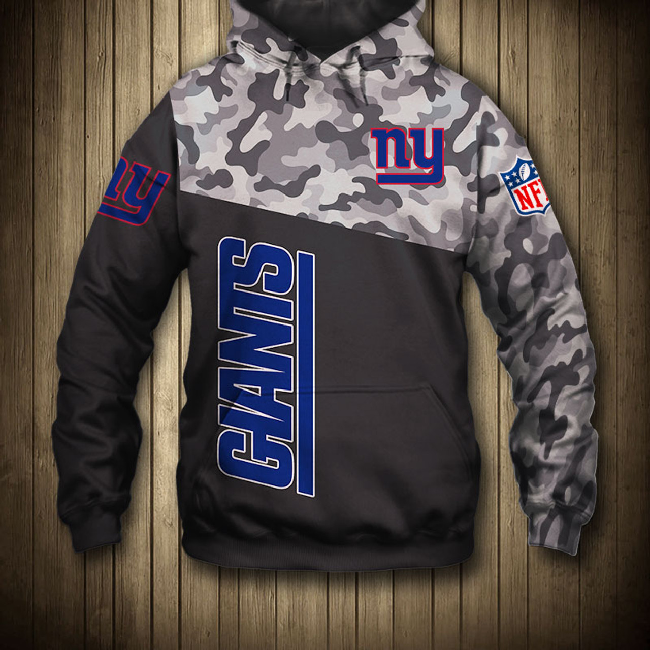 53c287ca **(OFFICIAL-N.F.L.NEW-YORK-GIANTS-CAMO.DESIGN-PULLOVER-HOODIES/3D-CUSTOM-GIANTS-LOGOS  & OFFICIAL-GIANTS-TEAM-COLORS/NICE-3D-DETAILED-GRAPHIC-PRINTED-D...