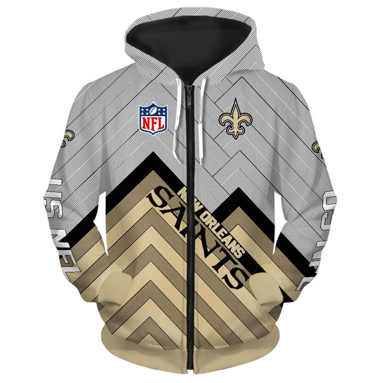 size 40 8d4cb 5ae34 New Orleans Saints 3D SHIRT