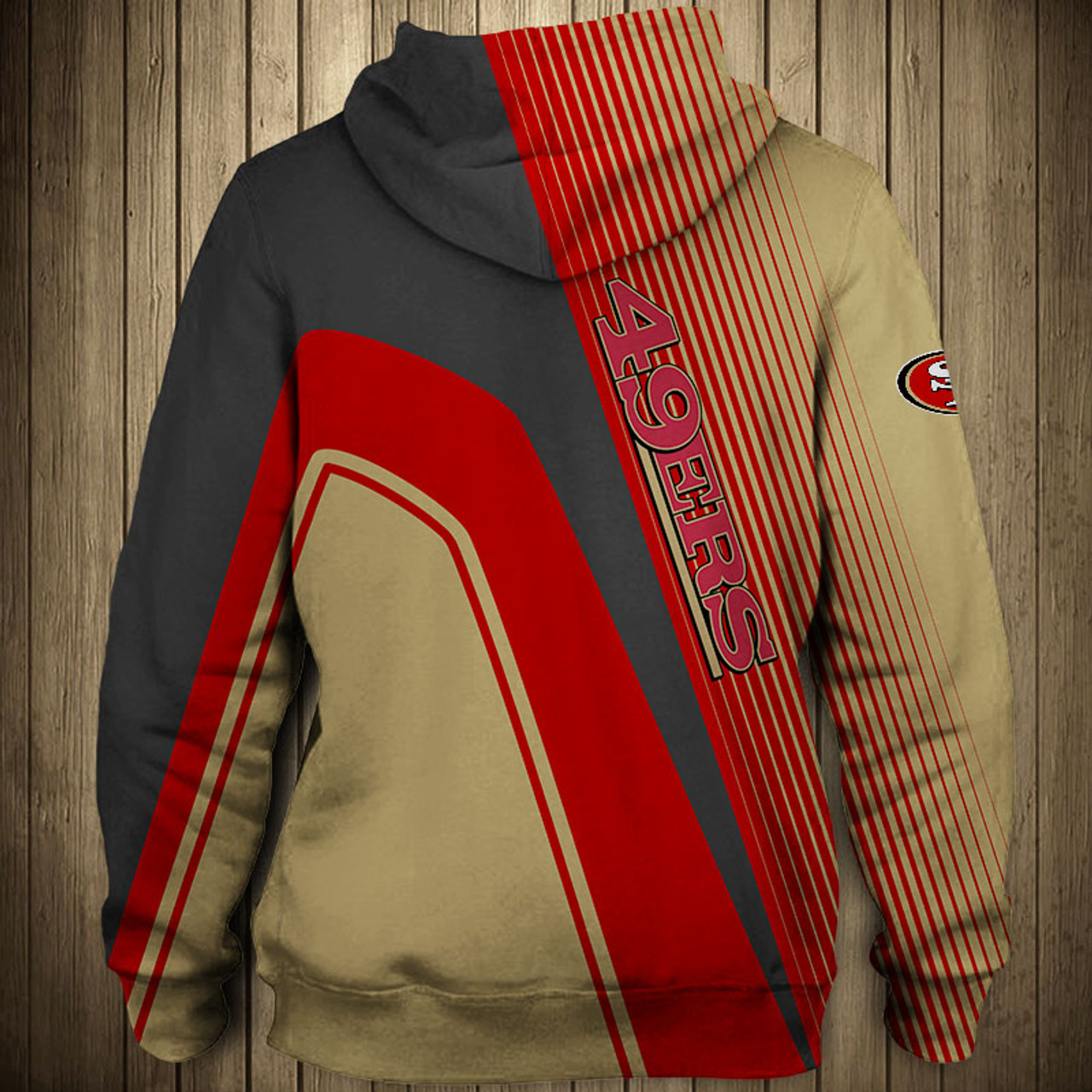 **(OFFICIAL-N.F.L.SAN-FRANCISCO-49ERS-PULLOVER-HOODIES/3D-CUSTOM-49ERS-LOGOS & OFFICIAL-49ERS-TEAM-COLORS/NICE-3D-DETAILED-GRAPHIC-PRINTED-DOUBLE-SIDED/ALL-OVER-ENTIRE-HOODIE-PRINTED-DESIGN/TRENDY-WARM-PREMIUM-N.F.L.49ERS-PULLOVER-HOODIES)*