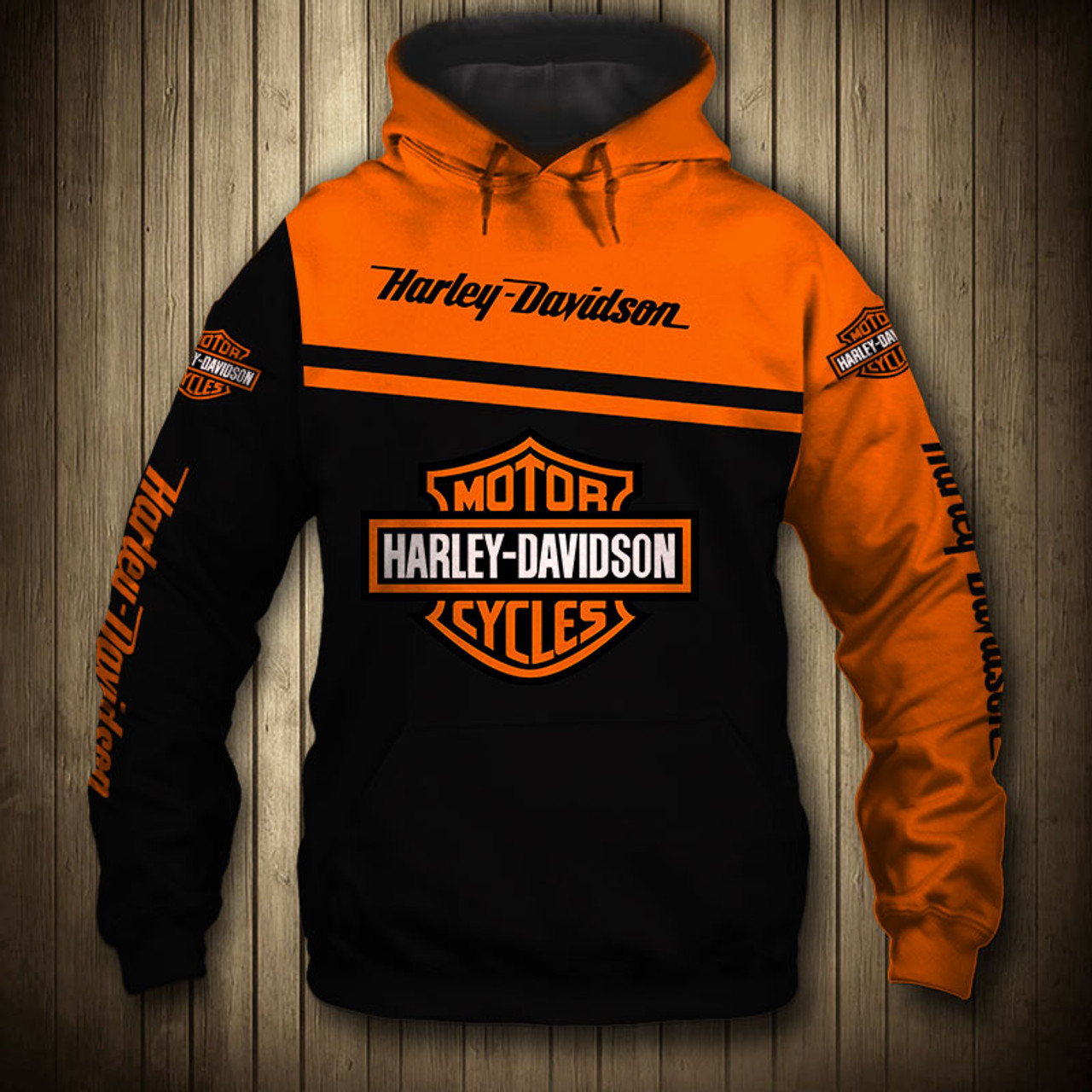 Harley Davidson Colors >> Official Harley Davidson Pullover Biker Hoodies Official Harley Biker Colors Official Classic Harley Logos Nice New Custom 3d Graphic Printed D
