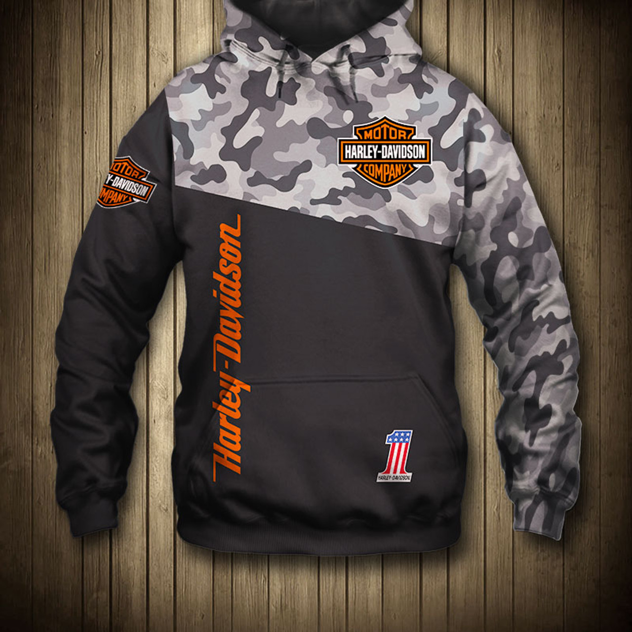 *(OFFICIAL-HARLEY-DAVIDSON-MOTORCYCLE-DESERT-CAMO.PULLOVER-HOODIES/NICE-3D-CUSTOM-GRAPHIC-PRINTED & DOUBLE-SIDED-ALL-OVER-DESIGN/CLASSIC-OFFICIAL-CUSTOM-HARLEY-LOGOS & OFFICIAL-HARLEY-COLORS/WARM-PREMIUM-RIDING-HARLEY-BIKERS-PULLOVER-POCKET-HOODIES)*