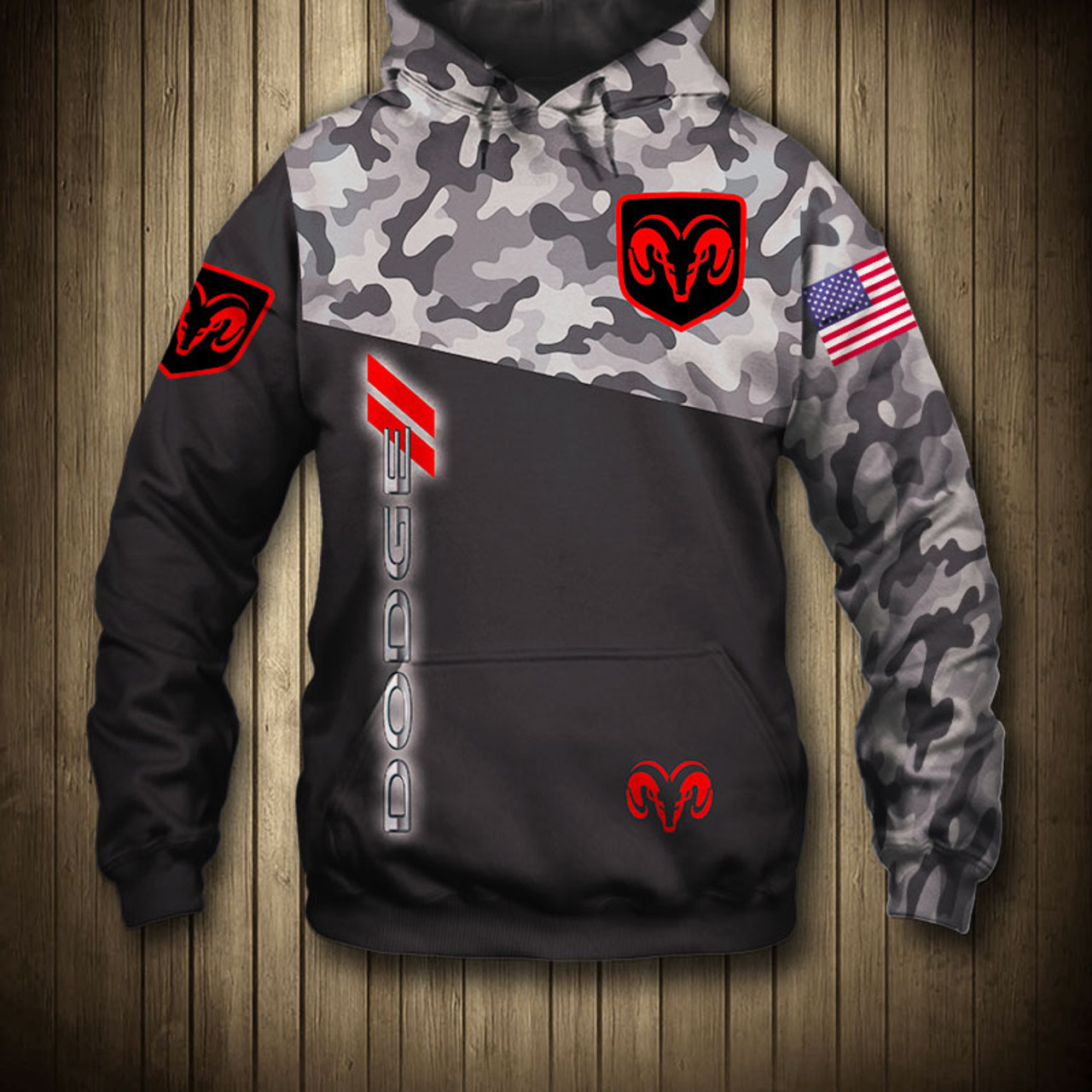 **(OFFICIALLY-LICENSED-DODGE-RAM-PULLOVER-CAMO.HOODIES & OFFICIAL-DODGE-RAM-COLORS & OFFICIAL-CLASSIC-DODGE-RAM-LOGOS/NICE-NEW-CUSTOM-3D-GRAPHIC-PRINTED-DOUBLE-SIDED-ALL-OVER-PRINT-DESIGN/WARM-PREMIUM-CUSTOM-DODGE-RAM-PULLOVER-CAMO.HOODIES)**