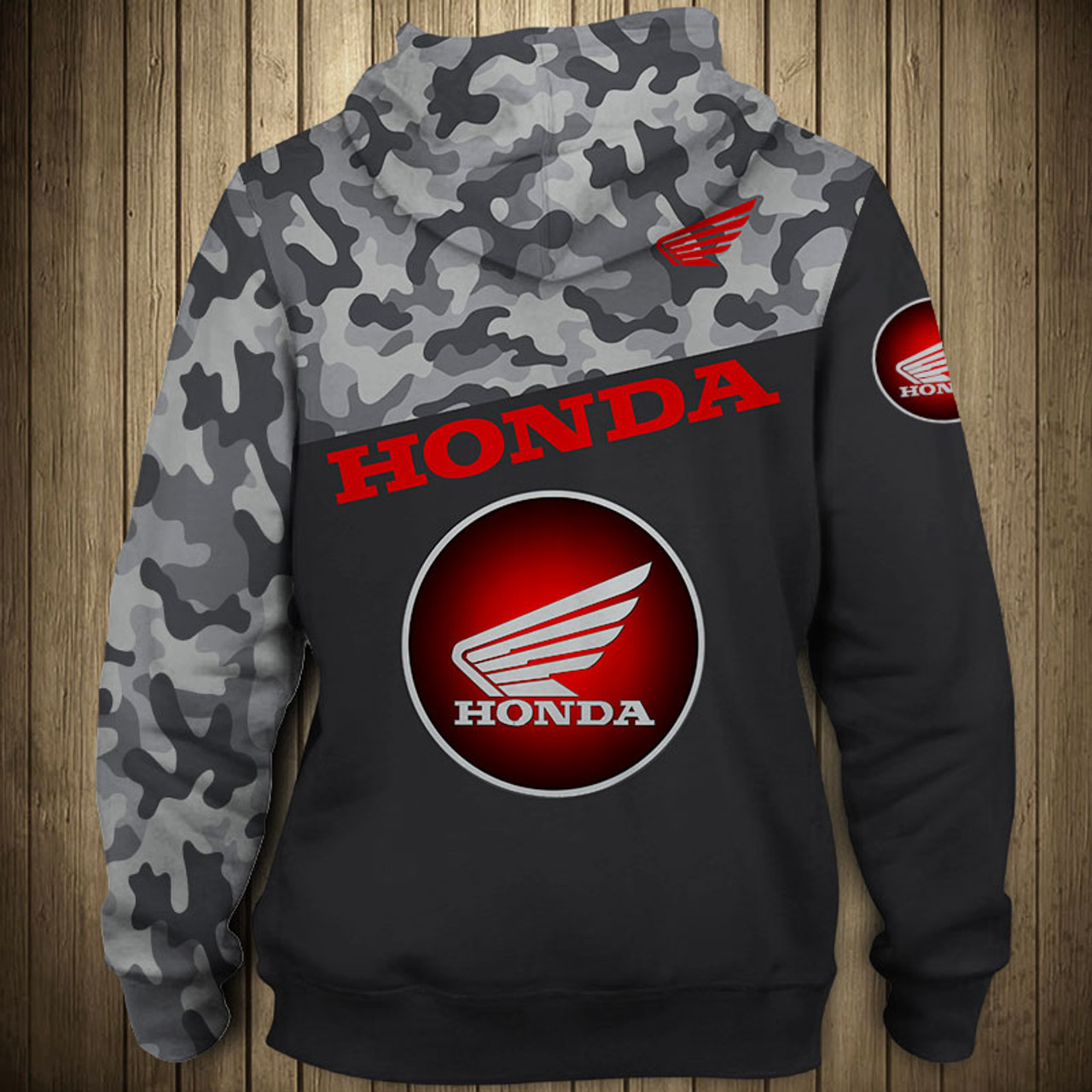 neue Produkte für Farben und auffällig guter Service **(OFFICIAL-HONDA-MOTORCYCLE-DESERT-CAMO.PULLOVER-HOODIES/NICE-3D-CUSTOM-GRAPHIC-PRINTED  & DOUBLE-SIDED-ALL-OVER-DESIGN/CLASSIC-OFFICIAL-CUSTOM-HONDA-...