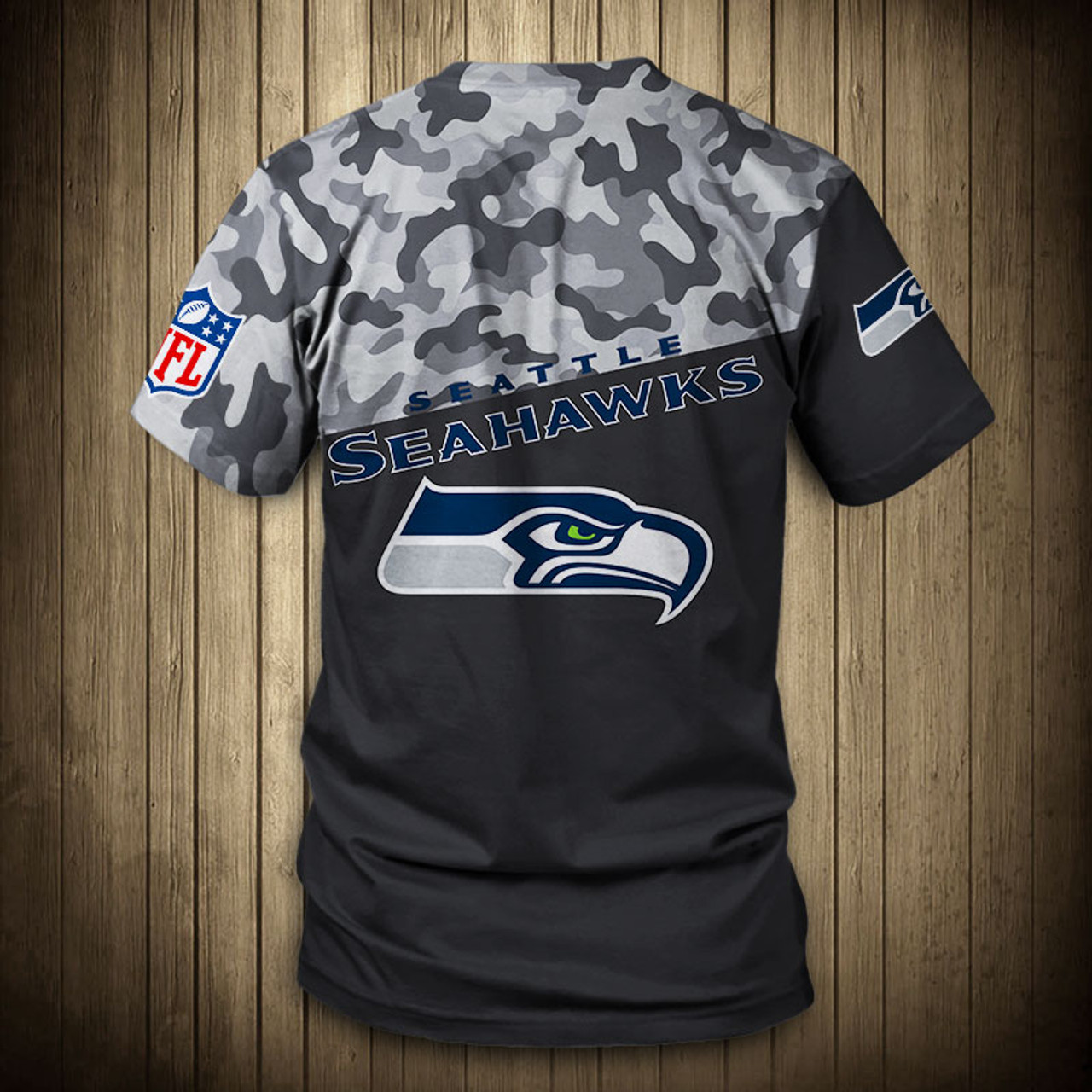 af8f636b **(OFFICIAL-N.F.L.SEATTLE-SEAHAWKS-CAMO.DESIGN-TEAM-TEES/CUSTOM-3D-SEAHAWKS-OFFICIAL-LOGOS  & OFFICIAL-SEAHAWKS-TEAM-COLORS/DETAILED-3D-GRAPHIC-PRINTED...