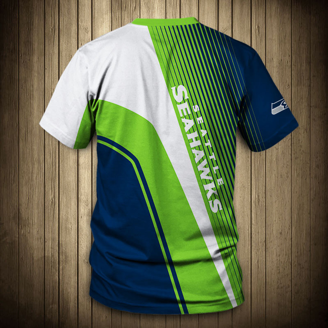 7abff107 **(OFFICIAL-NEW-N.F.L.SEATTLE-SEAHAWKS-TRENDY-TEAM-TEES/CUSTOM-3D-SEAHAWKS-OFFICIAL-LOGOS  & OFFICIAL-CLASSIC-SEAHAWKS-TEAM-COLORS/DETAILED-3D-GRAPHIC-...