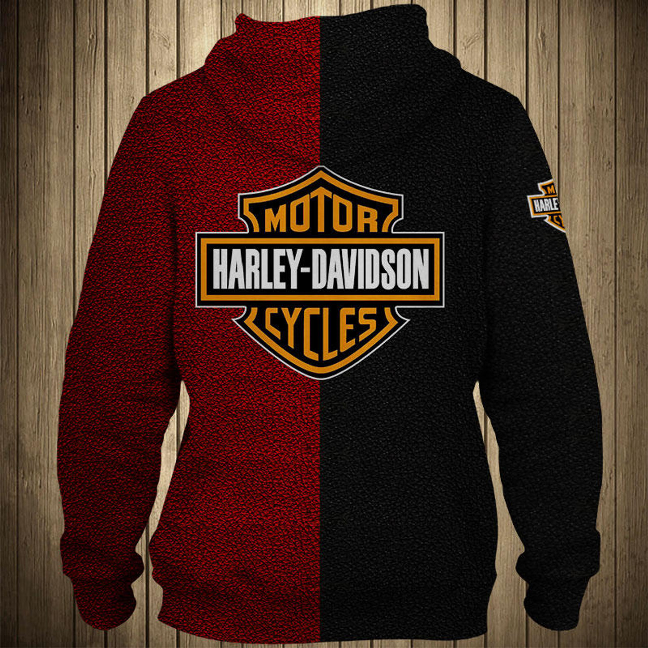 **(OFFICIAL-HARLEY-DAVIDSON-MOTORCYCLE-PULLOVER-HOODIES & HEAD-BANDED-SKULL-NO.1/CUSTOM-DETAILED-3D-GRAPHIC-PRINTED-DOUBLE-SIDED-DESIGN/CLASSIC-OFFICIAL-CUSTOM-HARLEY-LOGOS & OFFICIAL-HARLEY-COLORS/WARM-PREMIUM-RIDING-HARLEY-BIKERS-PULLOVER-HOODIE)**