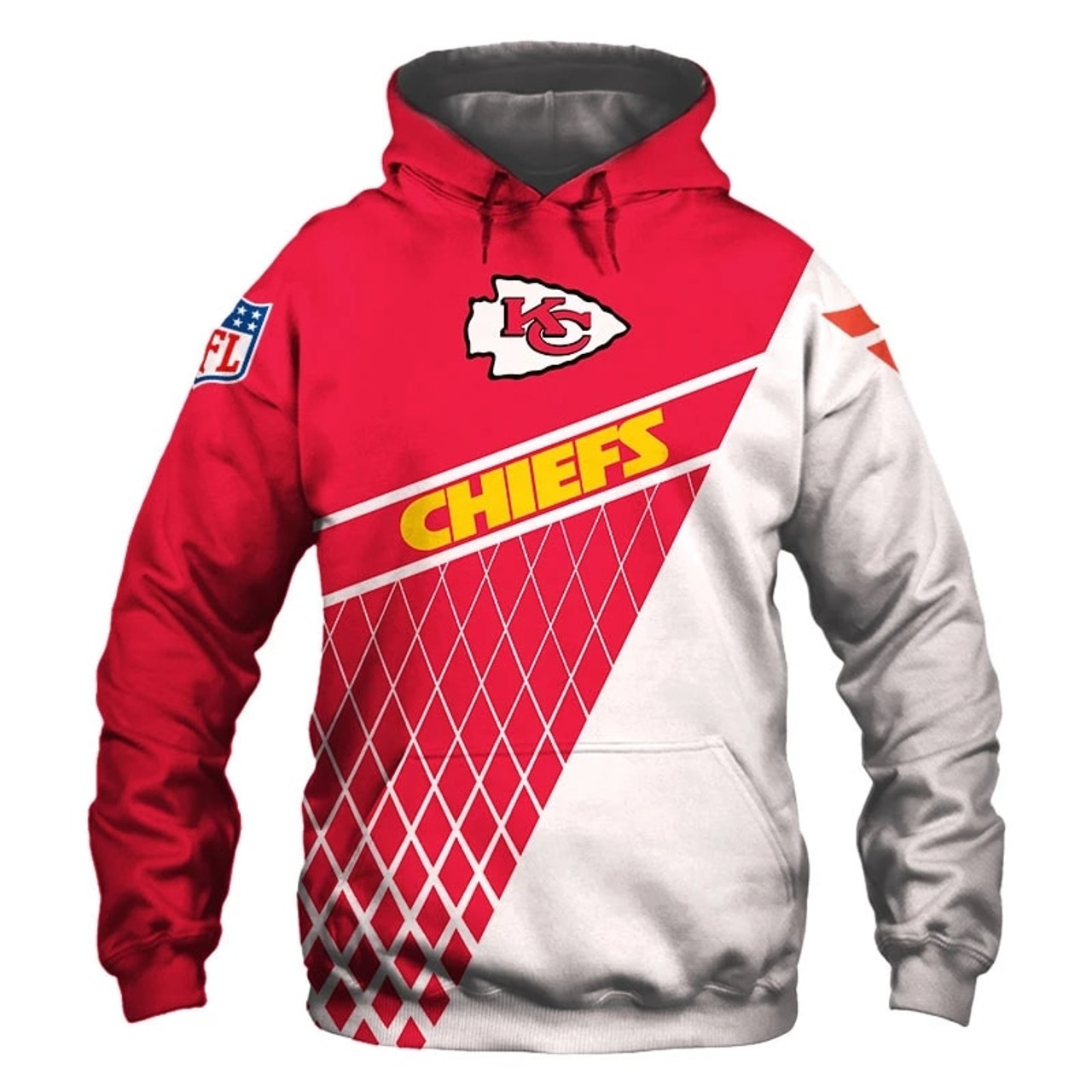 **(OFFICIAL-N.F.L.KANSAS-CITY-CHIEFS-FASHION-PULLOVER-TEAM-HOODIES/CUSTOM-3D-GRAPHIC-PRINTED-DETAILED-DOUBLE-SIDED/CLASSIC-OFFICIAL-CHIEFS-TEAM-LOGOS & OFFICIAL-CHIEFS-TEAM-COLORS/WARM-PREMIUM-OFFICIAL-N.F.L.CHIEFS-FAN-TEAM-PULLOVER-POCKET-HOODIES)**