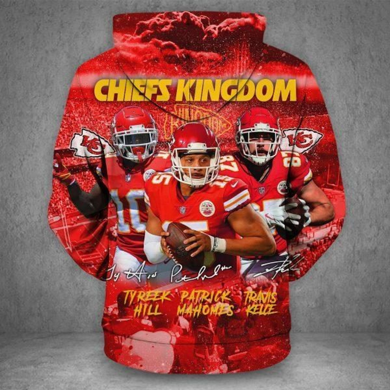 **(OFFICIAL-N.F.L.KANSAS-CITY-CHIEFS-FASHION-PULLOVER-TEAM-HOODIES & PATRICK-MAHOMES-NO.15/CUSTOM-3D-GRAPHIC-PRINTED-DETAILED-DOUBLE-SIDED-DESIGN/CLASSIC-OFFICIAL-CHIEFS-TEAM-LOGOS & OFFICIAL-CHIEFS-TEAM-COLORS/WARM-PREMIUM-CHIEFS-TEAM-HOODIES)**