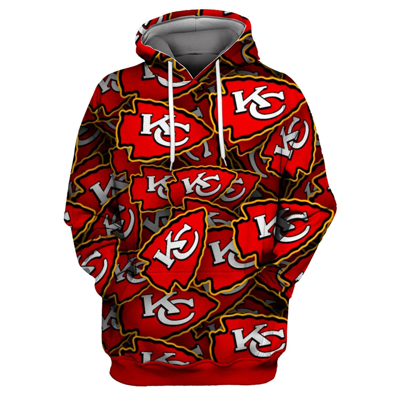 **(OFFICIAL-N.F.L.KANSAS-CITY-CHIEFS-PULLOVER-HOODIE & CHIEFS-ARROW-HEAD-DESIGN/CUSTOM-3D-GRAPHIC-PRINTED-DETAILED-DOUBLE-SIDED-DESIGN/CLASSIC-OFFICIAL-CHIEFS-TEAM-LOGOS & OFFICIAL-CHIEFS-TEAM-COLORS/WARM-PREMIUM-OFFICIAL-N.F.L.CHIEFS-HOODIES)**