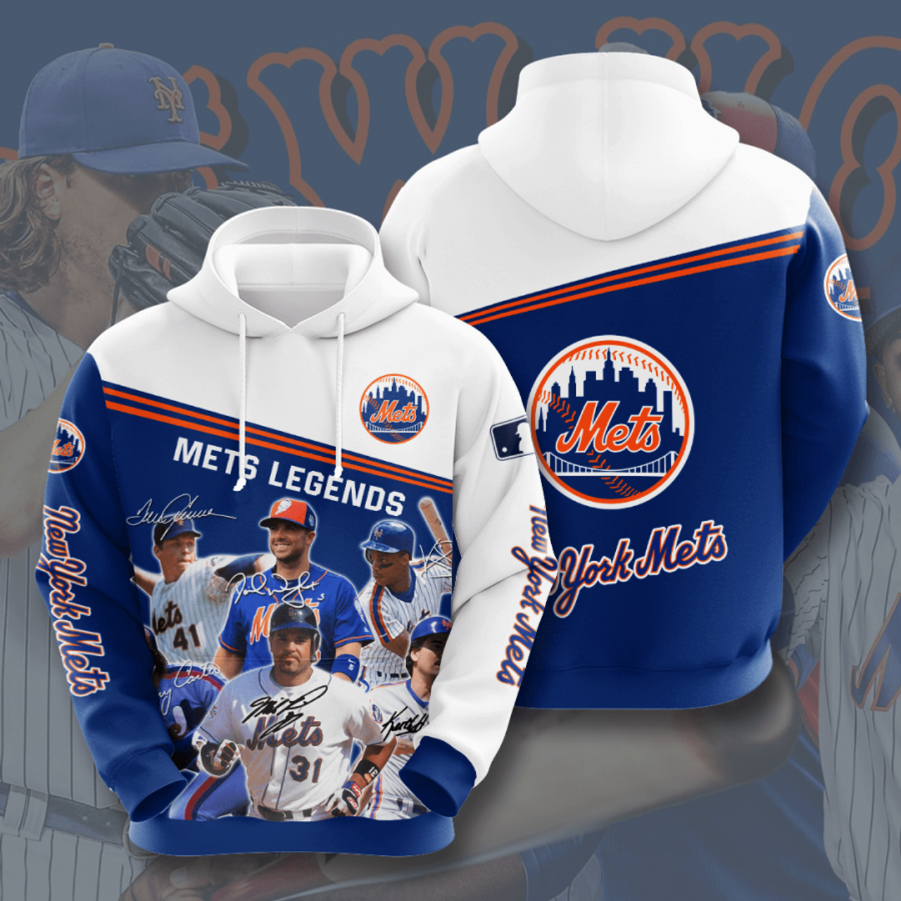 **(OFFICIAL-M.L.B. NEW-YORK-METS-TEAM-PULLOVER-HOODIES & NEW-YORK-METS-LEGENDS/CUSTOM-3D-GRAPHIC-PRINTED-ALL-OVER-DOUBLE-SIDED-DESIGN/OFFICIAL-METS-TEAM-COLORS & CLASSIC-OFFICIAL-METS-3D-LOGOS/WARM-PREMIUM-PULLOVER-GAME-DAY-HOODIES)**
