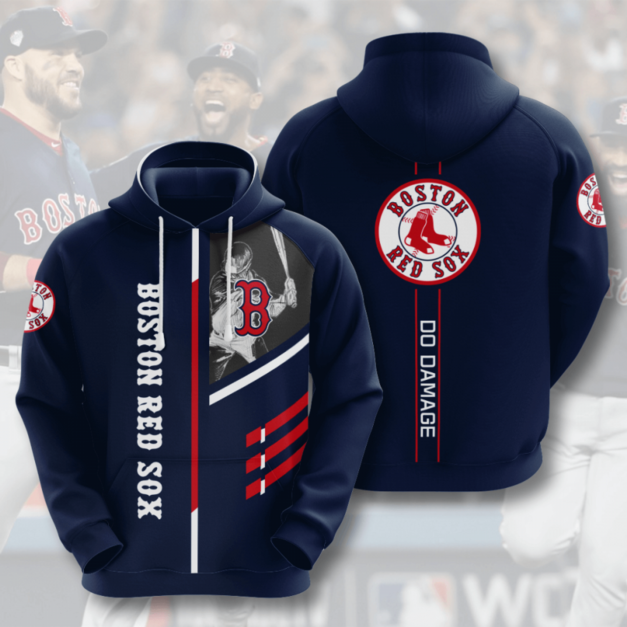 **(OFFICIAL-M.L.B.BOSTON-REDSOX-TEAM-PULLOVER-HOODIES & REDSOXS-DO-DAMAGE/CUSTOM-3D-GRAPHIC-PRINTED-ALL-OVER-DOUBLE-SIDED-DESIGN/OFFICIAL-REDSOXS-TEAM-COLORS & CLASSIC-OFFICIAL-REDSOXS-3D-LOGOS/WARM-PREMIUM-PULLOVER-GAME-DAY-TEAM-HOODIES)**