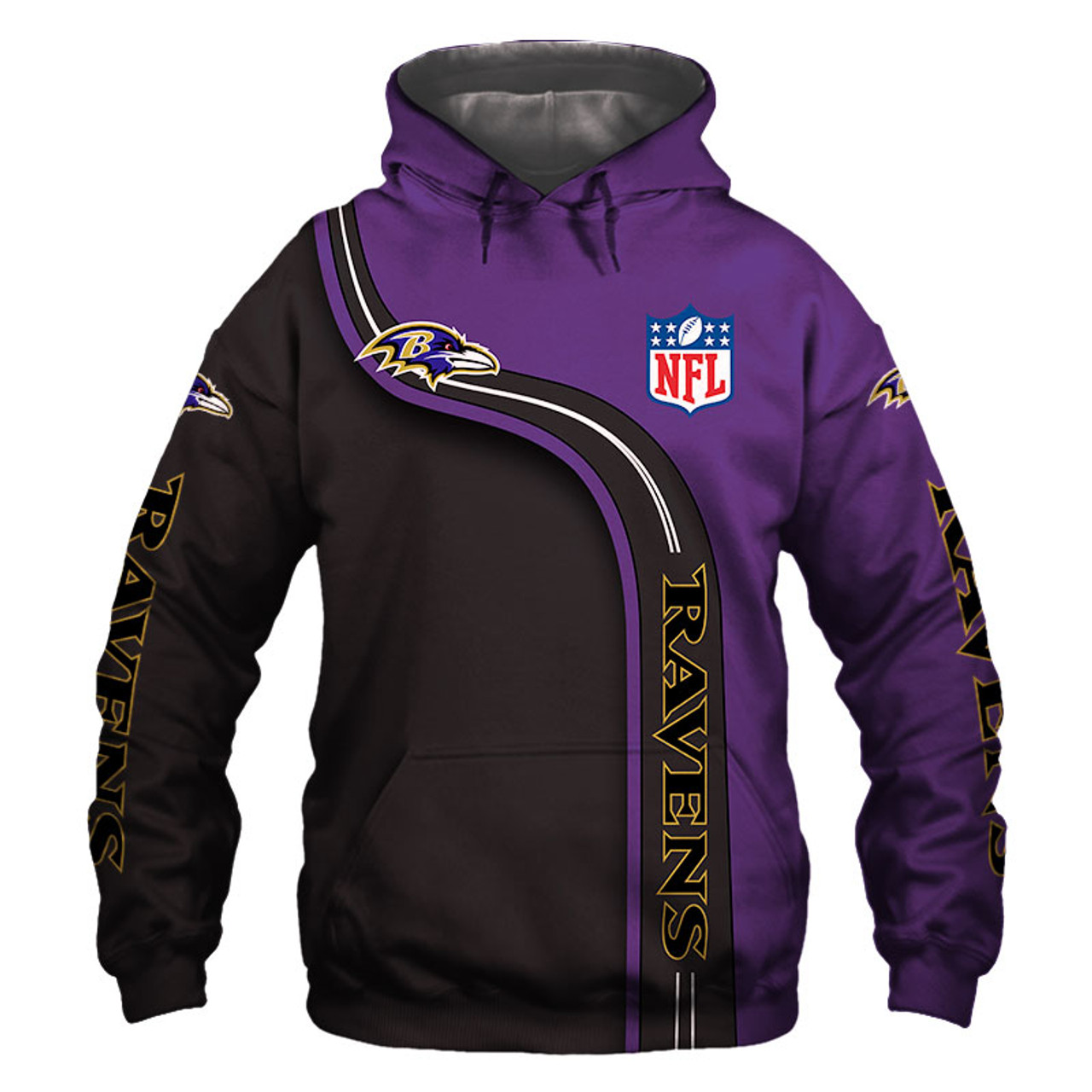 **(OFFICIAL-N.F.L.BALTIMORE-RAVENS-FASHION-PULLOVER-TEAM-HOODIES/CUSTOM-3D-GRAPHIC-PRINTED-DETAILED-DOUBLE-SIDED-DESIGN/CLASSIC-OFFICIAL-RAVENS-TEAM-LOGOS & OFFICIAL-RAVENS-TEAM-COLORS/WARM-PREMIUM-OFFICIAL-N.F.L.RAVENS-FAN-TEAM-PULLOVER-HOODIE)**