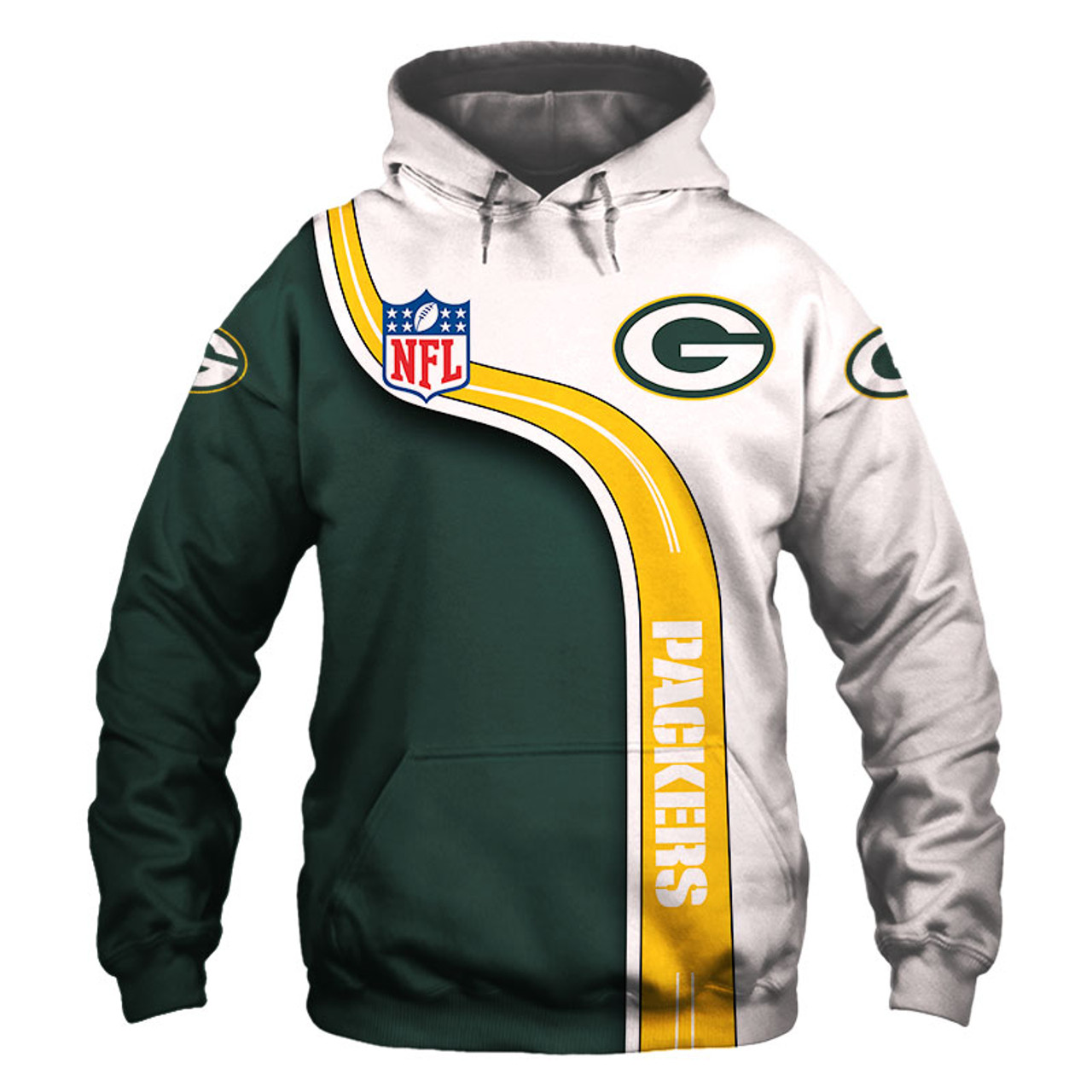 **(OFFICIAL-N.F.L.GREEN-BAY-PACKERS-FASHION-PULLOVER-TEAM-HOODIES/CUSTOM-3D-GRAPHIC-PRINTED-DETAILED-DOUBLE-SIDED-DESIGN/CLASSIC-OFFICIAL-PACKERS-TEAM-LOGOS & OFFICIAL-PACKERS-TEAM-COLORS/WARM-PREMIUM-OFFICIAL-N.F.L.PACKERS-FAN-TEAM-PULLOVER-HOODIES)**