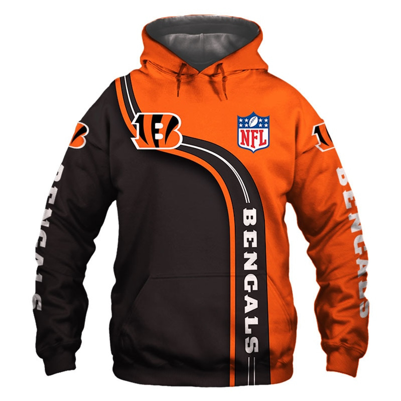 **(OFFICIAL-N.F.L.CINCINNATI-BENGALS-FASHION-PULLOVER-TEAM-HOODIES/CUSTOM-3D-GRAPHIC-PRINTED-DETAILED-DOUBLE-SIDED-DESIGN/CLASSIC-OFFICIAL-BENGALS-TEAM-LOGOS & OFFICIAL-BENGALS-TEAM-COLORS/WARM-PREMIUM-OFFICIAL-NFL.BENGALS-TEAM-PULLOVER-HOODIES)**