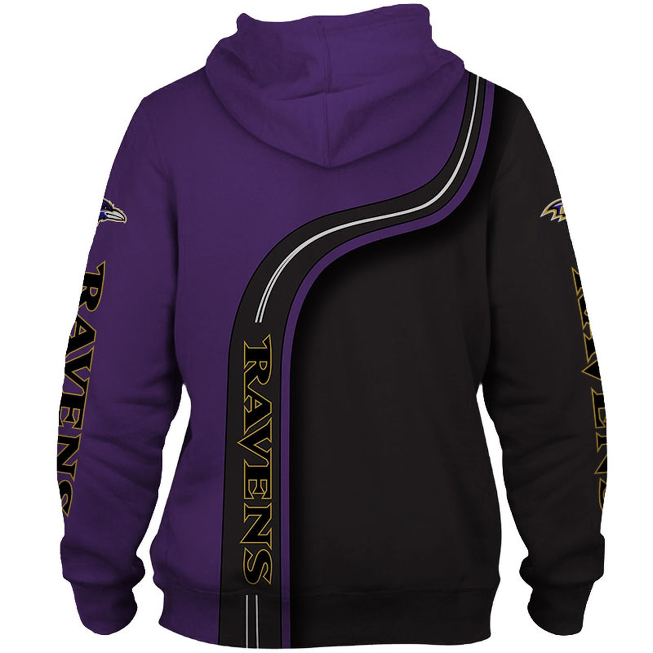 **(OFFICIAL-N.F.L.BALTIMORE-RAVENS-FASHION-ZIPPERED-TEAM-HOODIES/CUSTOM-3D-GRAPHIC-PRINTED-DETAILED-DOUBLE-SIDED-DESIGN/CLASSIC-OFFICIAL-RAVENS-TEAM-LOGOS & OFFICIAL-RAVENS-TEAM-COLORS/WARM-PREMIUM-OFFICIAL-N.F.L.RAVENS-FAN-TEAM-ZIPPERED-HOODIE)**