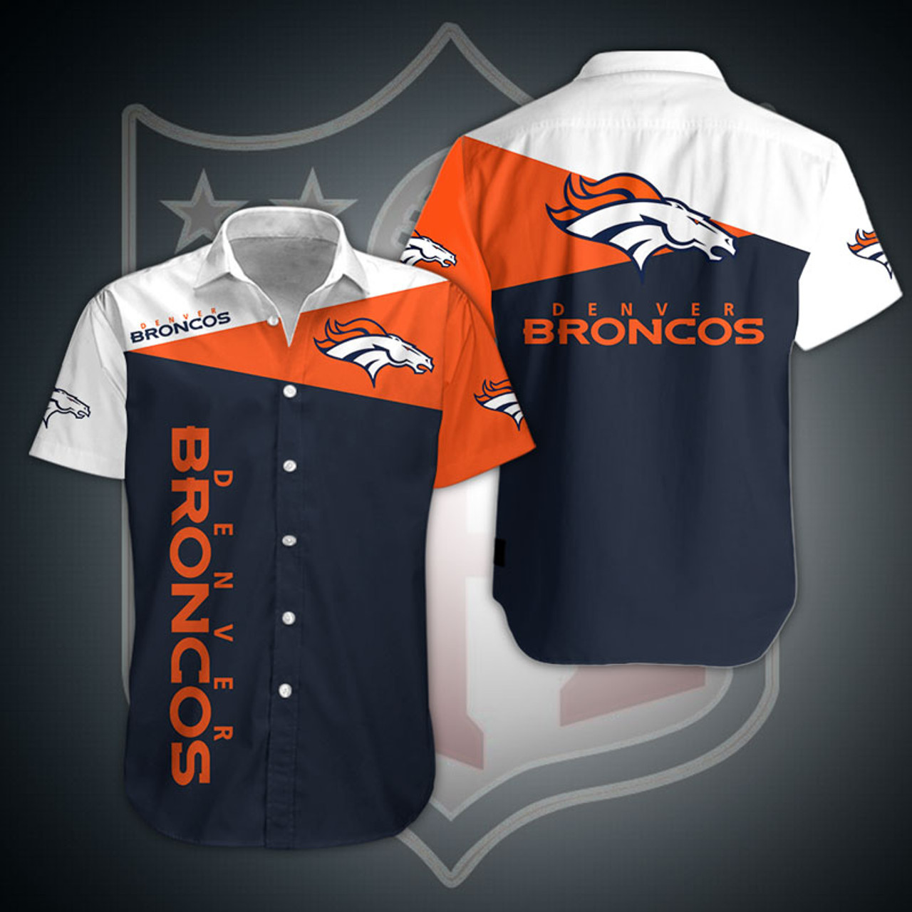 **(OFFICIAL-N.F.L.DENVER-BRONCOS-FASHION-BUTTON-FRONT-SPORT-SHIRTS/CUSTOM-3D-GRAPHIC-PRINTED-DETAILED-DOUBLE-SIDED-ALL-OVER/CLASSIC-OFFICIAL-BRONCOS-LOGOS & OFFICIAL-BRONCOS-TEAM-COLORS/PREMIUM-OFFICIAL-N.F.L.BRONCOS-TEAM-BUTTON-FRONT-SPORT-SHIRTS)**