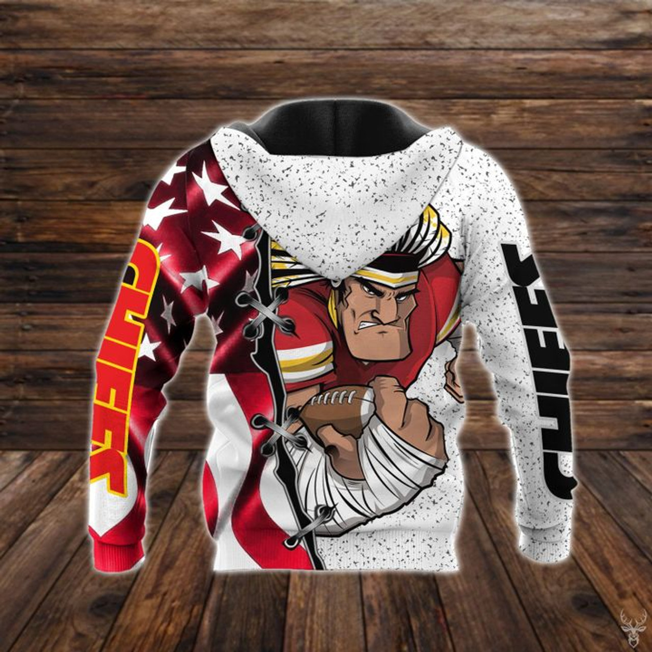 **(OFFICIAL-N.F.L.KANSAS-CITY-CHIEFS-PULLOVER-HOODIES/CUSTOM-3D-CHIEFS-TEAM-LOGOS & OFFICIAL-CHIEFS-TEAM-COLORS/NICE-3D-DETAILED-GRAPHIC-PRINTED-DOUBLE-SIDED/ALL-OVER-ENTIRE-HOODIE-PRINTED-DESIGN/TRENDY-WARM-PREMIUM-CHIEFS-PULLOVER-HOODIES)**