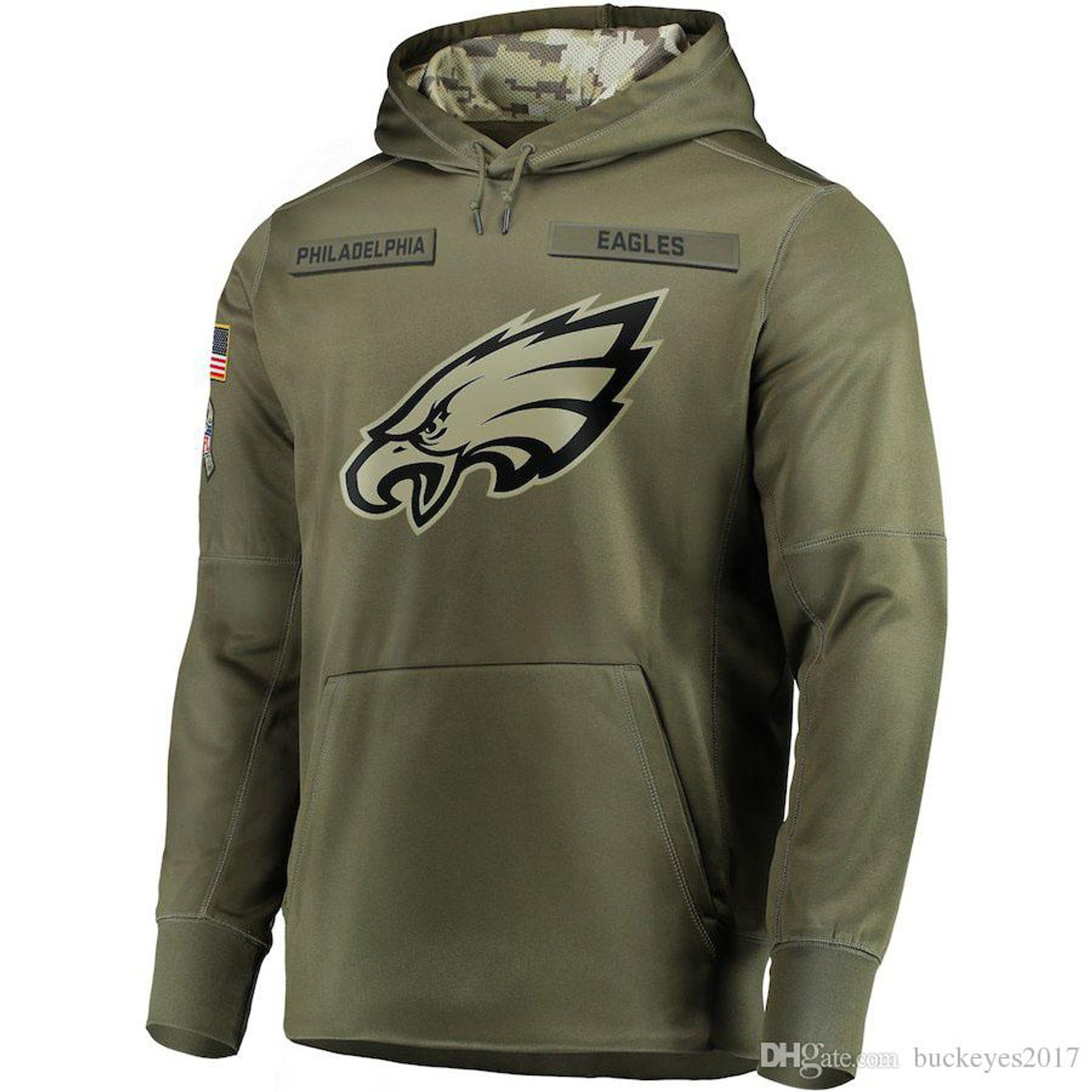 NEW-OFFICIAL-N.F.L.EAGLES-HOODIES