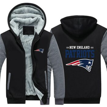 NEW-OFFICIALLY-LICENSED-N.F.L.NEW-ENGLAND-PATRIOTS TRENDY-TWO-TONE ... 63e9fd9cf908