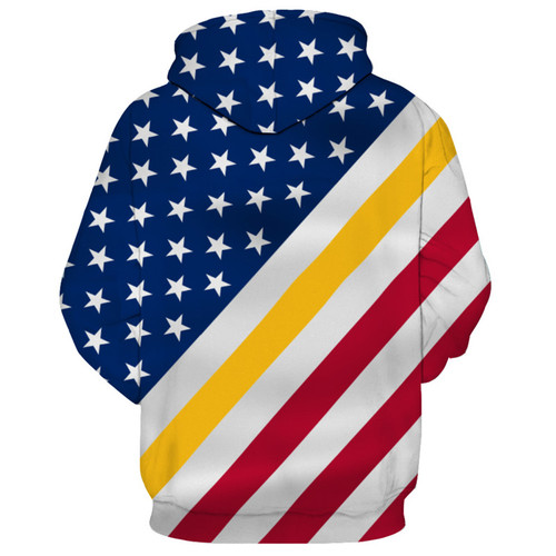 **(OFFICIALLY-LICENSED-N.F.L.PITTSBURGH-STEELERS/3D-GRAPHIC-PRINTED-PATRIOT-STARS & STRIPES-PULLOVER-HOODIES/NICE-DETAILED-PREMIUM-GRAPHIC-PRINTED-3D/DOUBLE-SIDED-PRINT,WARM-PULLOVER-PATRIOT-STEELERS-HOODIES)**