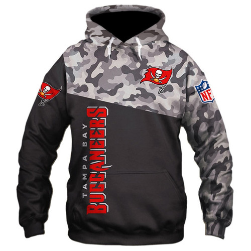 **(OFFICIAL-N.F.L.TAMPA-BAY-BUCCANEERS-CAMO.DESIGN-PULLOVER-HOODIES/3D-CUSTOM-BUCCANEERS-LOGOS & OFFICIAL-BUCCANEERS-TEAM-COLORS/NICE-3D-DETAILED-GRAPHIC-PRINTED-DOUBLE-SIDED-DESIGN/WARM-PREMIUM-N.F.L.BUCCANEERS-PULLOVER-TEAM-HOODIES)**