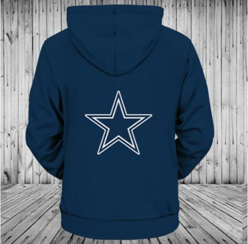 **(OFFICIALLY-LICENSED-N.F.L.DALLAS-COWBOYS-TEAM-ZIPPERED-HOODIES/NICE-CUSTOM-3D-GRAPHIC-PRINTED-DOUBLE-SIDED-ALL-OVER-GRAPHIC-LOGOS,IN-COWBOYS-TEAM-COLORS/WARM-PREMIUM-OFFICIAL-N.F.L.COWBOYS-TEAM-ZIPPER-UP-FRONT-POCKET-HOODIES)**