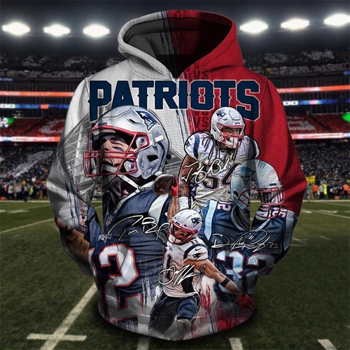 Nice Official N.F.L.New England Patriots Team ApparelHats & Hoodies)**  for cheap