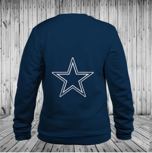 **(OFFICIALLY-LICENSED-N.F.L.DALLAS-COWBOYS-TEAM-LONG-SLEEVE-TEES/NICE-CUSTOM-3D-GRAPHIC-PRINTED-DOUBLE-SIDED-ALL-OVER-GRAPHIC-COWBOYS-LOGOS & IN-COWBOYS-TEAM-COLORS/WARM-PREMIUM-OFFICIAL-N.F.L.COWBOYS-LONG-SLEEVE-TEAM-TEES)**