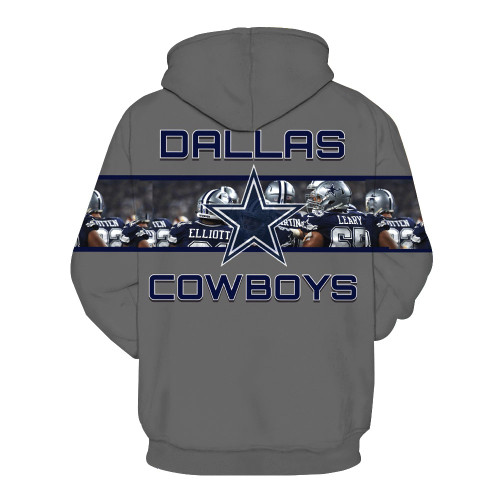 **(OFFICIALLY-LICENSED-N.F.L.DALLAS-COWBOYS-PULLOVER-POCKET-HOODIES/OFFICIAL-3D-GRAPHIC-PRINTED-COWBOYS-LOGOS & IN-COWBOYS-TEAM-COLORS/NICE-DETAILED-PREMIUM-DOUBLE-SIDED-GRAPHIC-PRINTED-DESIGN,OFFICIAL-NEW-N.F.L.COWBOYS-TEAM-PULLOVER-HOODIES)**