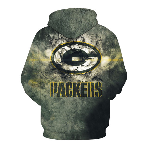 **(OFFICIALLY-LICENSED-N.F.L.GREEN-BAY-PACKERS-PULLOVER-POCKET-HOODIES/OFFICIAL-3D-GRAPHIC-PRINTED-PACKERS-LOGOS & IN-PACKERS-TEAM-COLORS/NICE-DETAILED-PREMIUM-DOUBLE-SIDED-GRAPHIC-PRINTED-DESIGN,OFFICIAL-NEW-N.F.L.PACKERS-TEAM-PULLOVER-HOODIES)**