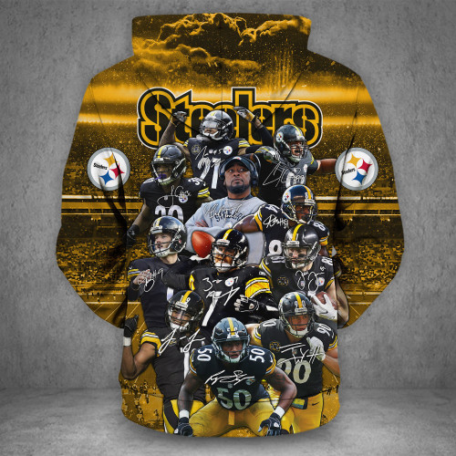 bb47d296d OFFICIAL-N.F.L.PITTSBURGH-STEELERS-ALL-STAR-TEAM-PULLOVER-HOODIES ...