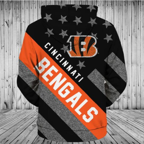 **(OFFICIALLY-LICENSED-N.F.L.CINCINNATI-BENGALS-PULLOVER-HOODIES/ALL-OVER-3D-GRAPHIC-PRINTED-IN-BENGALS-LOGOS & OFFICIAL-BENGALS-TEAM-COLORS & FLAG,WARM-PREMIUM-PULLOVER-DEEP-POCKETED-OFFICIAL-N.F.L.BENGALS-TEAM-HOODIES)**