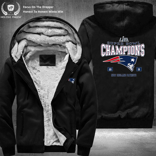 **(OFFICIAL-N.F.L.NEW-ENGLAND-PATRIOT-CUSTOM-SUPER-BOWL-LIII-CHAMPIONS-ZIPPERED-HOODIES/SIX-TIMES-SUPER-BOWL-CHAMPION-WINNERS/NICE-CUSTOM-GRAPHIC-DOUBLE-SIDED-PRINTING/WITH-OFFICIAL-PATRIOTS-LOGOS & OFFICIAL-N.F.L.PATRIOTS-PREMIUM-TEAM-HOODIES)**