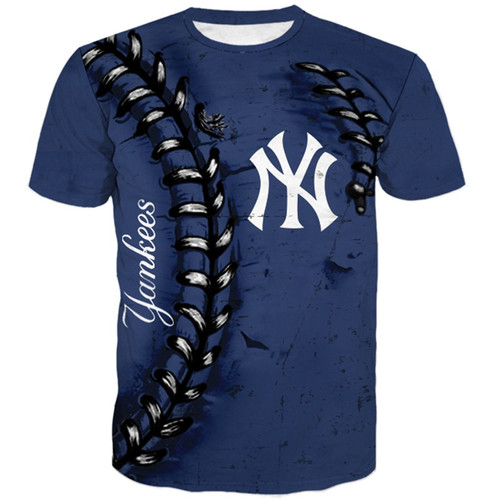 **(OFFICIALLY-LICENSED-M.L.B. NEW-YORK-YANKEES-TEAM-TEE-SHIRTS/NICE-CUSTOM-DETAILED-3D-GRAPHIC-PRINTED/PREMIUM-ALL-OVER-DOUBLE-SIDED-PRINT/OFFICIAL-YANKEES-TEAM-COLORS & CLASSIC-YANKEES-BASEBALL-3D-STITCHING-GRAPHICS/PREMIUM-3D-M.L.B.YANKEES-TEES)**