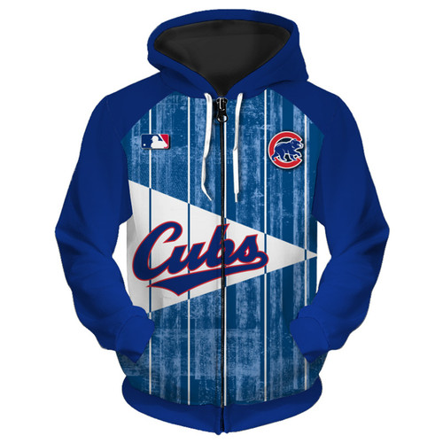 **(OFFICIALLY-LICENSED-M.L.B.CHICAGO-CUBS-TEAM-ZIPPERED-HOODIES/NICE-CUSTOM-DETAILED-3D-GRAPHIC-PRINTED/PREMIUM-ALL-OVER-DOUBLE-SIDED-PRINT/OFFICIAL-CUBS-TEAM-COLORS & CLASSIC-CUBS-BASEBALL-3D-GRAPHIC-LOGOS/PREMIUM-ZIPPERED-FRONT-CUBS-TEAM-HOODIES)**