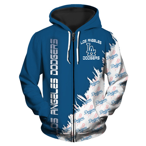 **(OFFICIAL-M.L.B.LOS-ANGELES-DODGERS-TEAM-ZIPPERED-HOODIES/NICE-CUSTOM-DETAILED-3D-GRAPHIC-PRINTED/PREMIUM-ALL-OVER-DOUBLE-SIDED-PRINT/OFFICIAL-DODGERS-TEAM-COLORS & CLASSIC-DODGERS-BASEBALL-3D-GRAPHIC-LOGOS/PREMIUM-CUSTOM-M.L.B.ZIPPERED-HOODIES)**