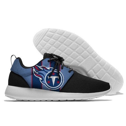 **(OFFICIALLY-LICENSED-N.F.L.TENNESSEE-TITANS-RUNNING-SHOES,MENS-OR-WOMENS-ROSHE-STYLE/LIGHT-WEIGHT-SPORT-PREMIUM-RUNNING-SHOES/WITH-OFFICIAL-TITANS-TEAM-COLORS & TITANS-TEAM-LOGOS/WITH-SPECIAL-CUSHIONED-COMFORT-INSOLES/TRENDY-NEW-TEAM-STYLES:)**