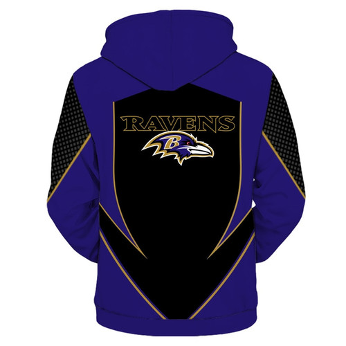 **(OFFICIAL-N.F.L.BALTIMORE-RAVENS-TEAM-PULLOVER-HOODIES/NEW-CUSTOM-3D-GRAPHIC-PRINTED-DOUBLE-SIDED-DESIGNED/ALL-OVER-OFFICIAL-RAVENS-LOGOS & OFFICIAL-CLASSIC-RAVENS-TEAM-COLORS/WARM-PREMIUM-OFFICIAL-N.F.L.RAVENS-TEAM-PULLOVER-POCKET-HOODIES)**