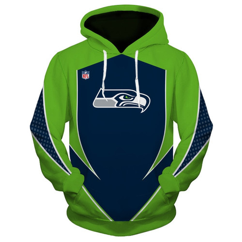 **(OFFICIAL-N.F.L.SEATTLE-SEAHAWKS-TEAM-PULLOVER-HOODIES/NEW-CUSTOM-3D-GRAPHIC-PRINTED-DOUBLE-SIDED-DESIGNED/ALL-OVER-OFFICIAL-SEAHAWKS-LOGOS & OFFICIAL-SEAHAWKS-TEAM-COLORS/WARM-PREMIUM-OFFICIAL-N.F.L.SEAHAWKS-TEAM-PULLOVER-POCKET-HOODIES)**