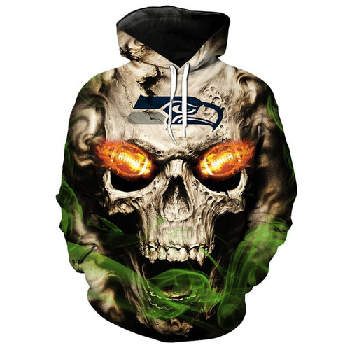 **(OFFICIALLY-LICENSED-N.F.L.SEATTLE-SEAHAWKS,TRENDY-PULLOVER-HOODIES & NEON-GLOWING-FIERY-SEAHAWKS-FOOTBALL-EYES/NICE-CUSTOM-3D-EFFECT-GRAPHIC-PRINTED-ALL-OVER-DOUBLE-SIDED/SEAHAWKS-FOOTBALL-LOGOS-TEAM-COLORS/PREMIUM-PULLOVER-POCKET-HOODIES:)**