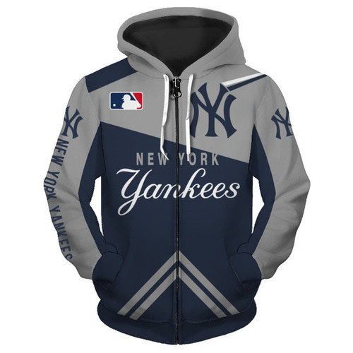 **(OFFICIALLY-LICENSED-M.L.B. NEW-YORK-YANKEES-TEAM-HOODIES/NICE-CUSTOM-DETAILED-3D-GRAPHIC-PRINTED-DESIGN/PREMIUM-ALL-OVER-DOUBLE-SIDED-PRINT/OFFICIAL-YANKEES-TEAM-COLORS & CLASSIC-YANKEES-BASEBALL-3D-LOGO-GRAPHICS/PREMIUM-ZIPPERED-FRONT-HOODIES)**