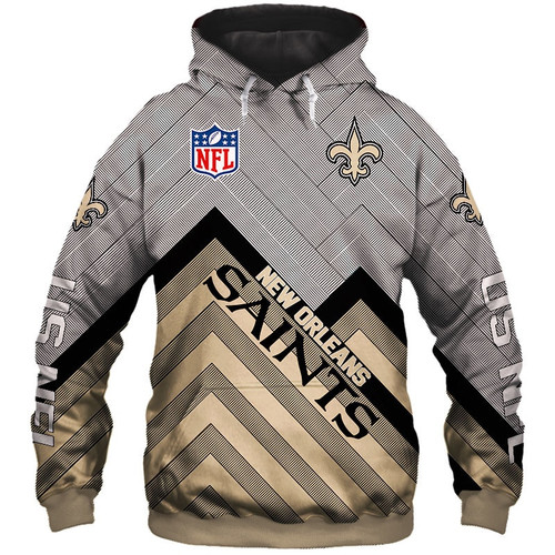 **(NEW-OFFICIAL-N.F.L.NEW-ORLEANS-SAINTS-PULLOVER-HOODIES/3D-CUSTOM-SAINTS-LOGOS & OFFICIAL-SAINTS-TEAM-COLORS/NICE-3D-DETAILED-GRAPHIC-PRINTED-DOUBLE-SIDED/ALL-OVER-ENTIRE-HOODIE-PRINTED-DESIGN/TRENDY-WARM-PREMIUM-SAINTS-PULLOVER-HOODIES)**