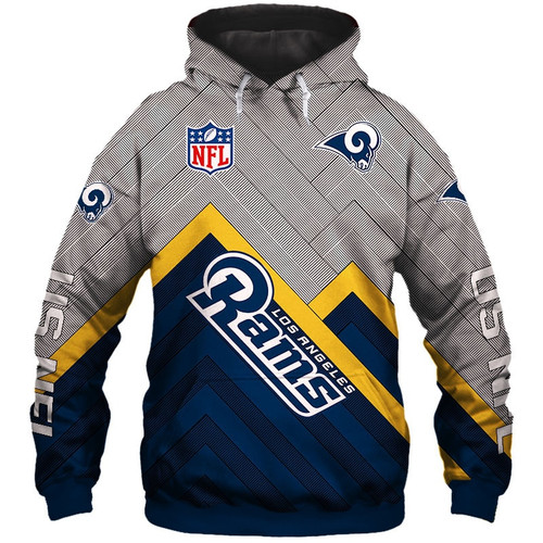 **(NEW-OFFICIAL-N.F.L.LOS-ANGELES-RAMS-PULLOVER-HOODIES/3D-CUSTOM-RAMS-LOGOS & OFFICIAL-RAMS-TEAM-COLORS/NICE-3D-DETAILED-GRAPHIC-PRINTED-DOUBLE-SIDED/ALL-OVER-ENTIRE-HOODIE-PRINTED-DESIGN/TRENDY-WARM-PREMIUM-L.A.RAMS-PULLOVER-HOODIES)**