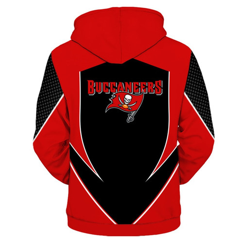 **(OFFICIAL-N.F.L.TAMPA-BAY-BUCCANEERS-TEAM-ZIPPERED-HOODIES/NEW-CUSTOM-3D-GRAPHIC-PRINTED-DOUBLE-SIDED-DESIGNED/ALL-OVER-OFFICIAL-BUCCANEERS-LOGOS & IN-BUCCANEERS-TEAM-COLORS/WARM-PREMIUM-OFFICIAL-N.F.L.BUCCANEERS-TEAM/ZIPPERED-POCKET-HOODIES)**